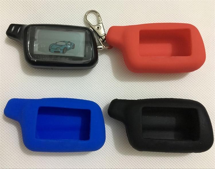 2-wege X5 LCD Fernbedienung Schlüsselanhänger + Tamarack Geschenk für russische Version Fahrzeug Sicherheit zweiwegautowarnungssystem TOMAHAWK X5 Keychain
