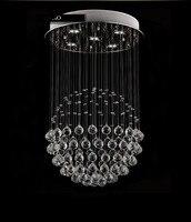 2019 LED Crystal Chandelier, Modern LED Chandeliers Lighting, Ceiling Lamps Light Pendant for Living Room Decoration