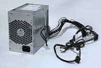 for Z200 CMT Workstation Power Supply,502629 001,535799 001,DPS 320KB 1 work perfect One year warranty DHL free shipping