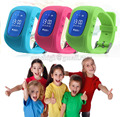Smart phone watch kids gps tracker watch GSM wristwatch anti-lost smartwach children guard baby monitor sos location GPRS Q50