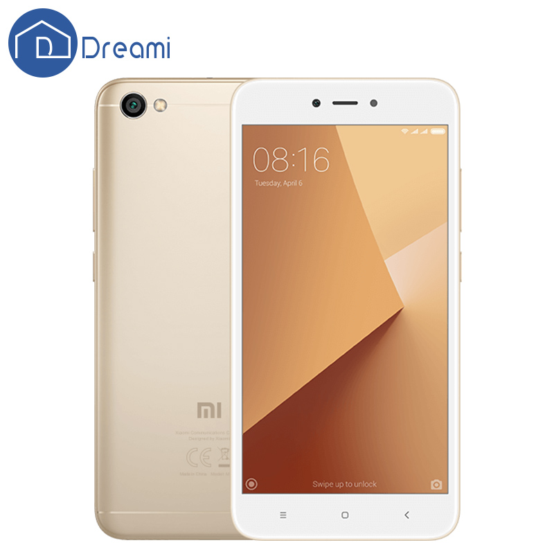 Dreami Global Version Original Xiaomi Redmi Note A GB GB Snapdragon Quad