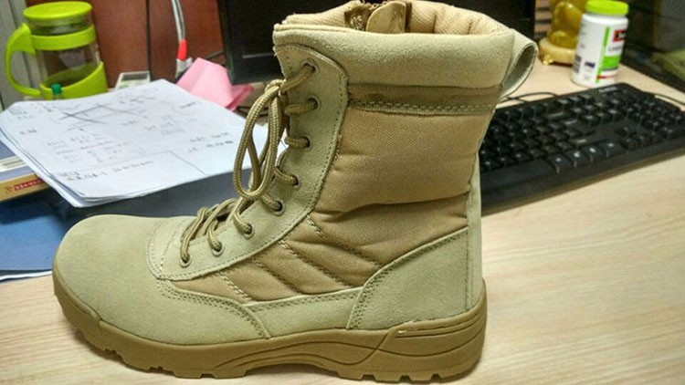 Delta Tactical Boots Military Desert SWAT American Combat Boots Outdoor Shoes Breathable Wearable Boots Hiking EUR size 39-45 High Quality (16)