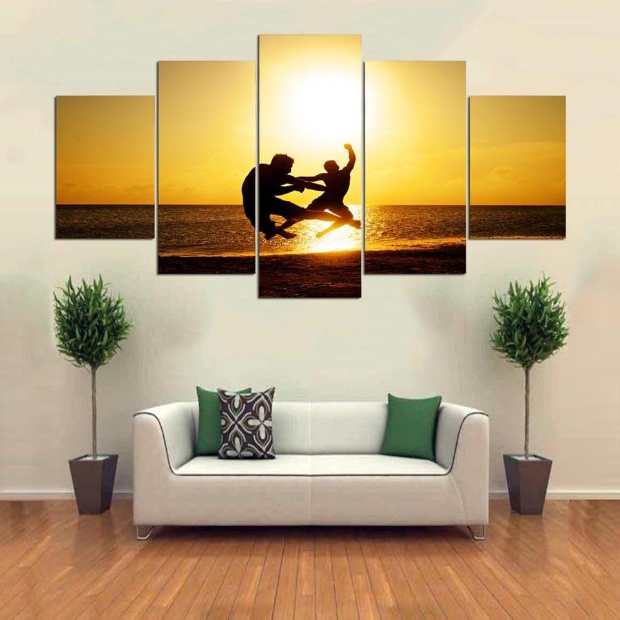 Pinturas modernas para dormitorios amazing pinturas modernas para dormitorios with pinturas - Lienzos para dormitorios ...