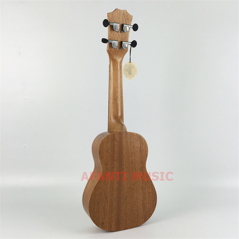 Afanti  Music Mahogany / 21 inch Ukulele (DGA-195) 13 inch double tone afanti music snare drum sna 109 13