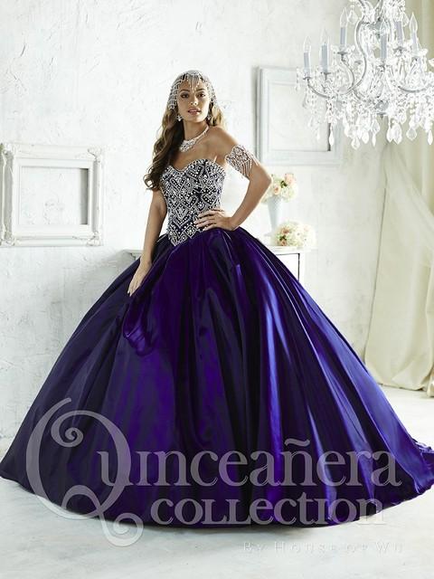 2016 roxo baratos Quinceanera Vestidos tafetá com contas vestido de baile Quinceanera vestido Vestidos vestido 15 anos doce 16 Vestidos Q50