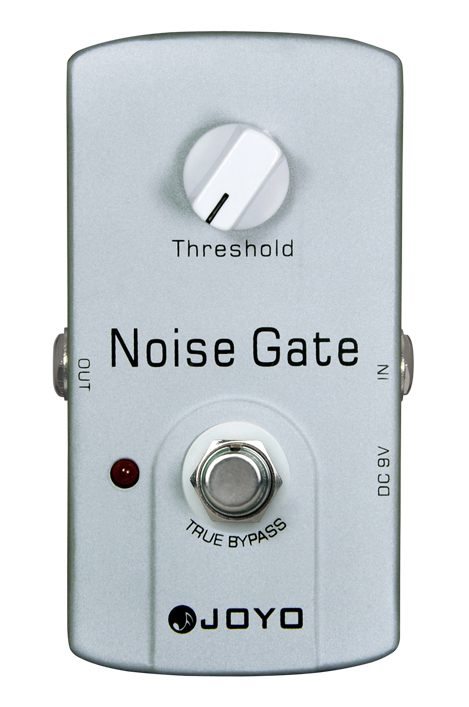 NEW! Guitar Effects Pedals,JOYO JF-31 Noise Gate/ True bypass design/wholesale joyo guitar effects pedals jf 32 hot plexi true bypass design wholesale cheap 1 pc pedal connector free shipping