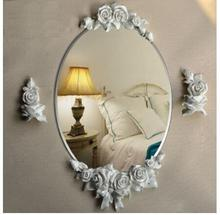 Toilet glass.. Rural toilet mirror. Pure silver mirror rural settlements