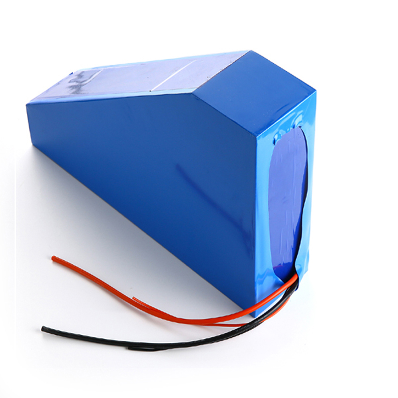 14S Vélo Électrique Triangle Cadre Batterie 52V 30Ah Lithium Ion - Cyclisme - Photo 4