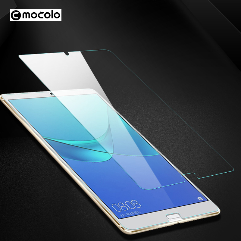 Genuine Tempered Glass Film Screen Protector Guard For HUAWEI MediaPad M5 8.4/""