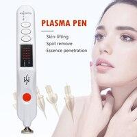 Korea medical eyelid lifting monster plasma pen for skin rejuvenation beauty monster pimple remover tool blackhead vacuum