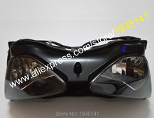 Hot Sales,Front Head Light Lamp Assembly For Kawasaki ZX-6R 03 04 ZX6R 2003 2004 ZX 6R Sports Motorcycle Headlight Headlamp