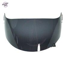 Dark Smoke  Motorcycle Helmet Visor Lens Full Face Shield Case for SUOMY Spec 1R Spec-1R Extreme Apex Visor Mask