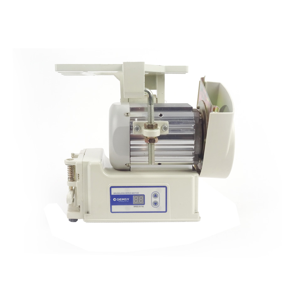 New Arrival 160V 220V Energy Saving Brushless Servo Motor for Sewing Machine GEMSY 4500 RPM 400WAC With English Manual