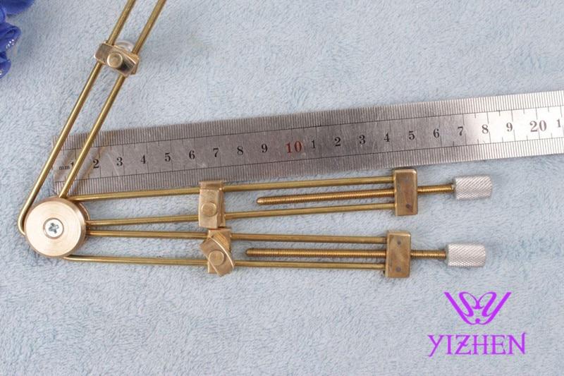 Violin Tool repair Violin crack clamp,Luthier tool Violin maker tools luthier violin maker knife tool scraper blade 7 kind steel yinfente brand