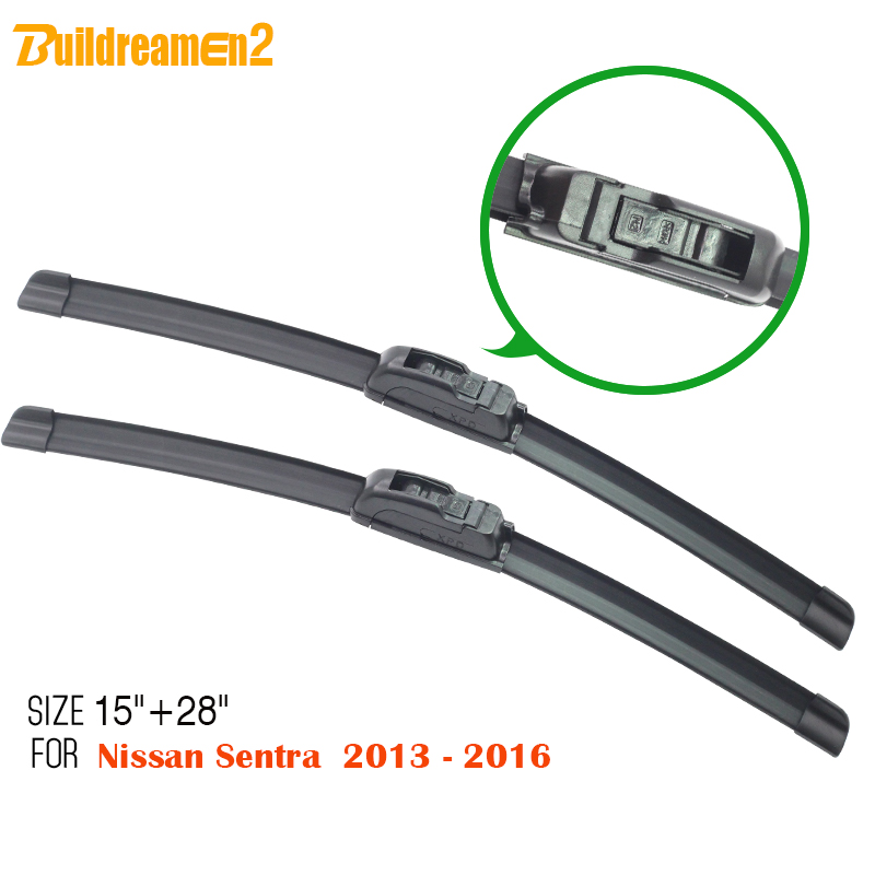 New Front Pair Door Weatherstrip Moulding Seal for Nissan SENTRA 2013-2018 B17