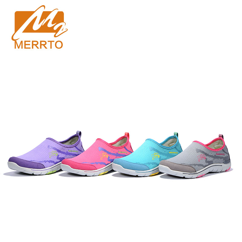 MERRTO Women Breathable Mesh Sports Sneakers  Mesh light weight comfortable Athletic Walking Shoes Outdoor Sports Shoes #18525