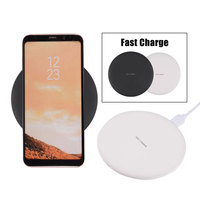 Ultraslim Quick Charge Wireless Charger Pad 10W Ugreen For IPhone 8 X Charging Pad For Samsung
