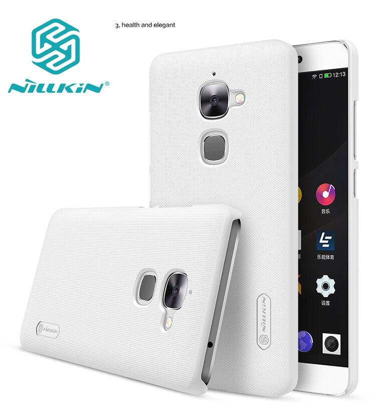 Nillkin Leeco Le 2 pro caso Letv Le S3 x626 cubierta trasera Le2 caso X520 X526 X527 escudo helado fundas con la caja al por menor