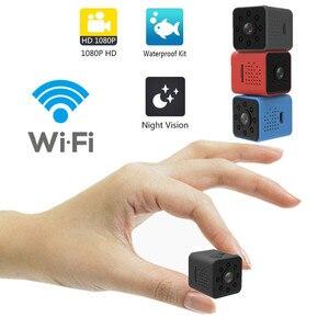 Image 1 - Upgrad รุ่น SQ23 HD WIFI Mini กล้องขนาดเล็ก CAM 1080P SENSOR Night Vision Micro กล้อง DVR Motion SQ13 SQ 13