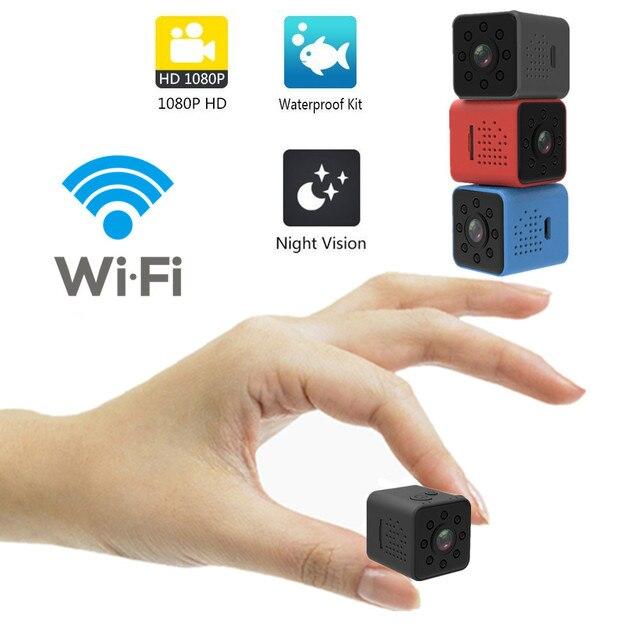 Upgrad รุ่น SQ23 HD WIFI Mini กล้องขนาดเล็ก CAM 1080P SENSOR Night Vision Micro กล้อง DVR Motion SQ13 SQ 13