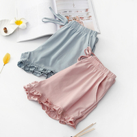 women sleep bottoms A151 cotton spring summer autumn home wear