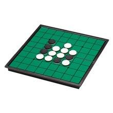 Детская шахматная игра магнитная Складная упакованная reversi