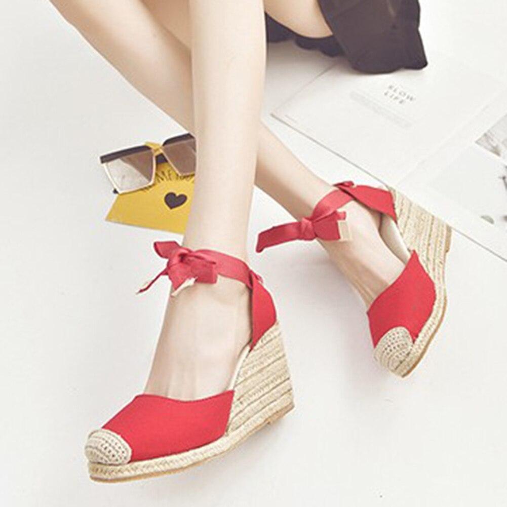 القش خشبي 35-43 أحذية 4