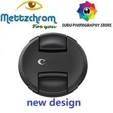 Крышка объектива дизайн 49 мм 52 мм 55 мм 58 мм 62 мм 67 мм 72 мм 77 мм 82 мм дизайн для canon sony Nikon крышка объектива