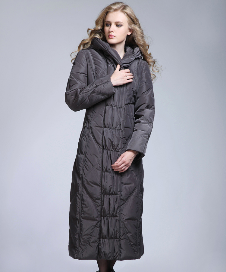 2017 Parka Winter Jacket Women Winter Coat Women Long Parka ...