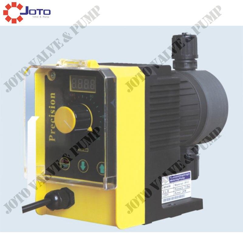 Long Life JLM1202 PVC 28W 220V 50HZ Electromagnetic diaphragm metering Dosing pump
