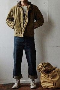 Image 4 - NON STOCK Khaki N 1 Deck Jacket Vintage USN Military Uniform For Men N1