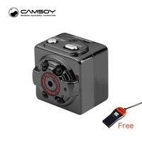 SQ8 Mini Caméra Full HD 1080 P 720 P Micro Caméra pour Numérique DVR Cam Vidéo Enregistreur Vocal Mini DV Caméscope avec IR Nuit Vision
