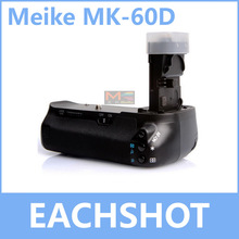 MeiKe MK-60D, BG-E9 BG-60D батарейный отсек для Canon EOS 60D