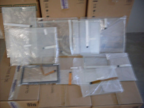 New Touch Screen Panel Glass Digitizer For 73 Keyboard new for b104 01 007 touch screen glass