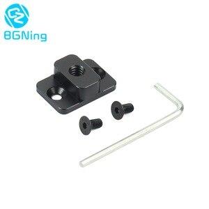 Image 1 - Camera Video Monitor Montageplaat Voor Dji Ronin S Vervangen Mount M4 To1/4 Schroef Adapter Uitbreiden Port Voor monitor Magic Arm