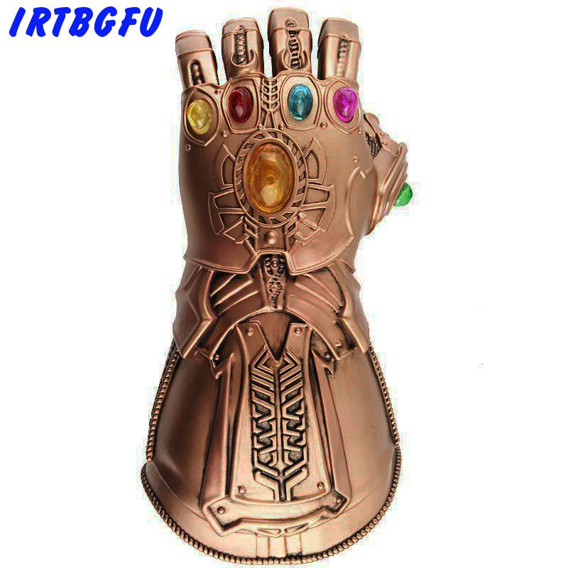 35 cm Avenger main Alliance 3 Thanos infini guerre gant Anime Action jouet Anime Avengers Thanos gant Halloween