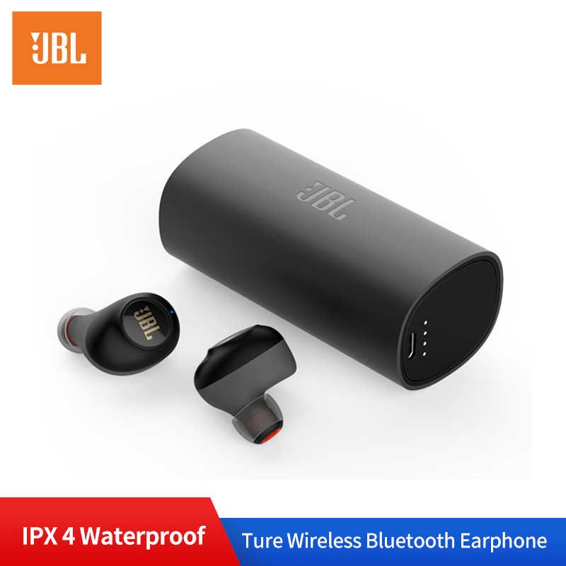 JBL T110 BT Bluetooth Wireless Sport Headphones Magnetic