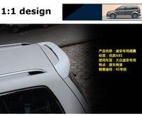 Apto para Volkswagen Touran ABS de alta qualidade Spoiler Spoiler asa asa traseira cores diferentes