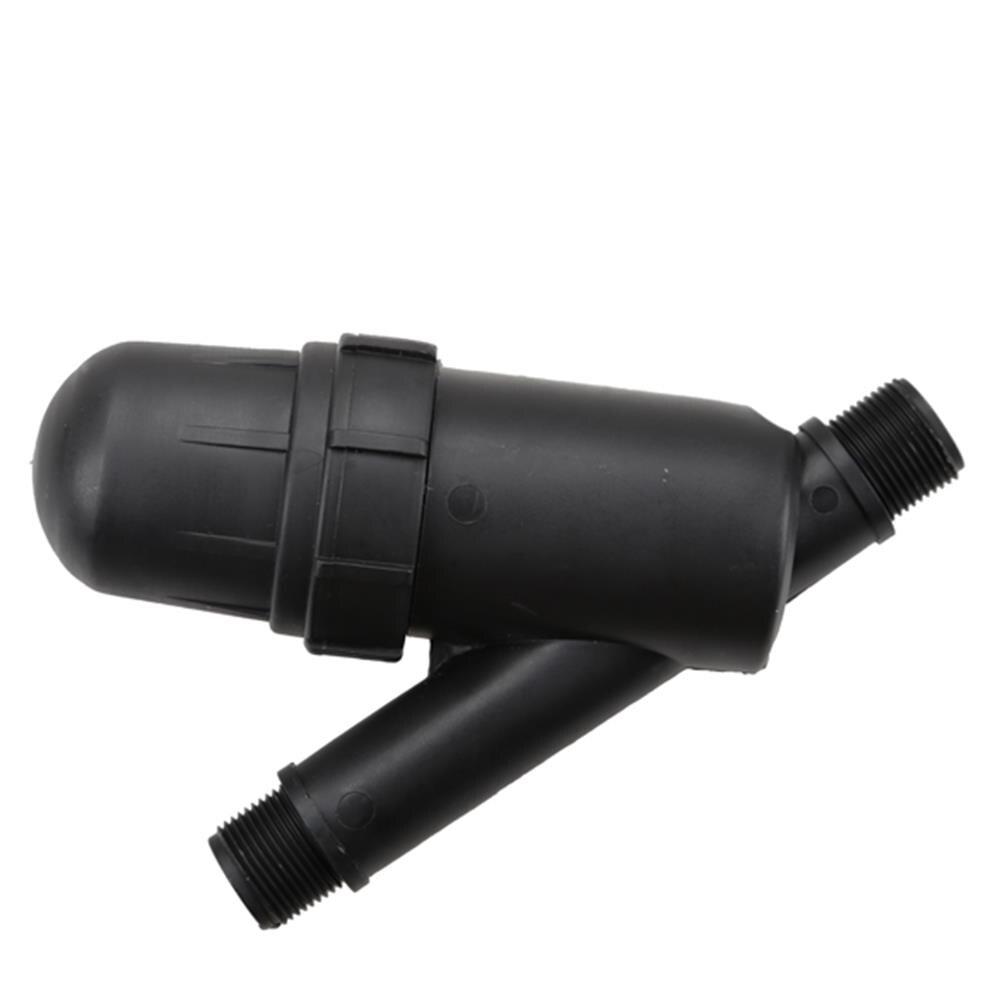 DN32PE 1 inch Stainless Steel 120 Mesh Screen Filter Sprayer Filter for Gardening Drip Irrigation Garden Supplies