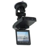רכב DVR מקליט מצלמה אוטומטית 6 LED HD 640*480 אינפרא אדום ראיית לילה ראיית לילה אוניברסלי 2.5