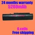 Jigu alta qualidade da bateria do portátil para acer aspire one zg5 kav10 kav60 d250 aod250 aspire one a150 pro 531 h bateria
