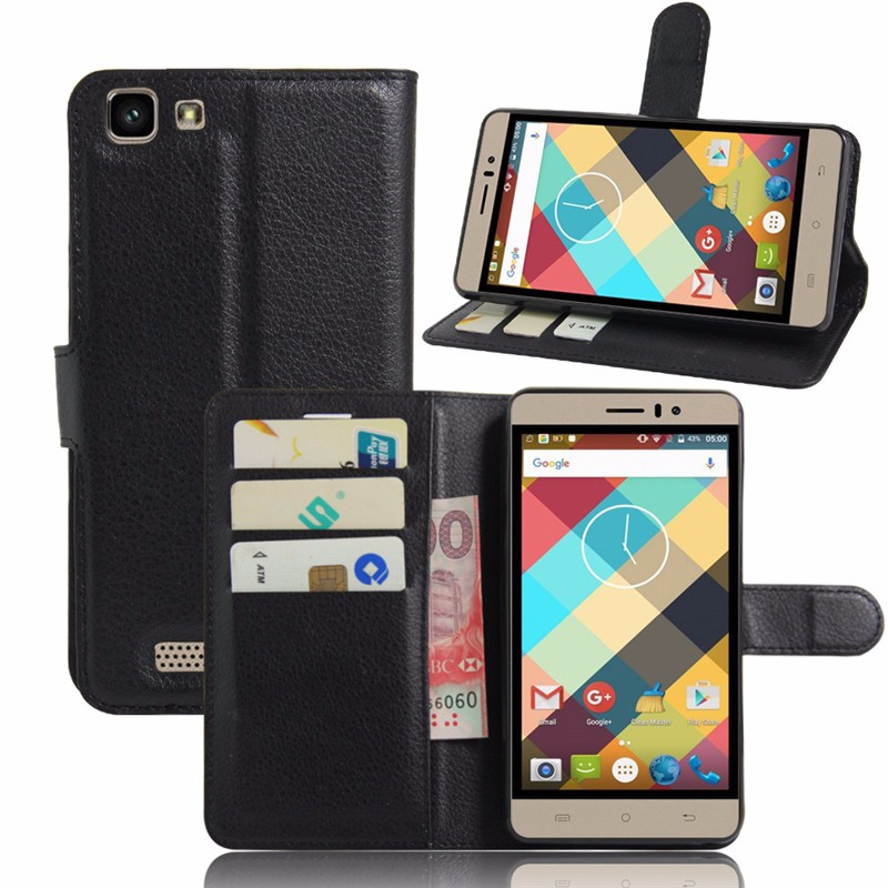 For Cubot Rainbow Case Luxury Wallet PU Leather Back Cover Case For Cubot Rainbow Case 5.0 Flip Protective Phone Bag Skin Stand (48)
