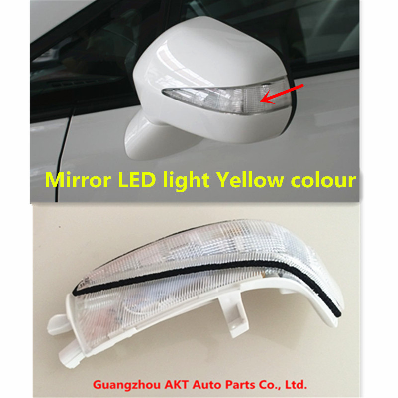 GOOD Left & Right Rear view mirror LED turn signal Flasher light lamp FOR HONDA CIVIC FA1 FD1 FD2 2006 -2011