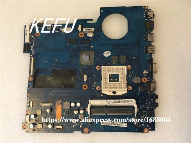 KEFU BA92 07599B BA92 07599A עבור האם לסמסונג RV511 DDR3 נבדק עבודה מושלמת