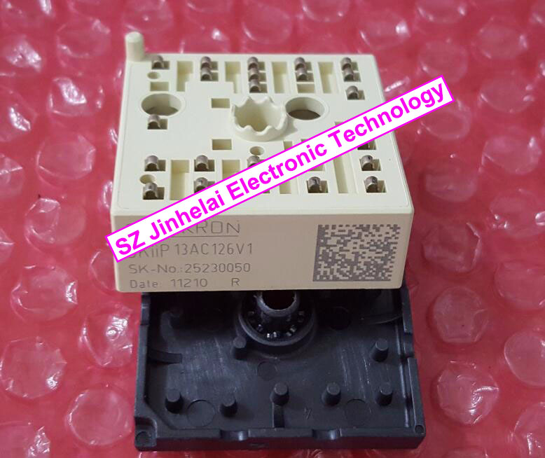 SKIIP13AC126V1, SKIIP03NAC066V3, SKIIP02NAC066V3, SKIIP02NAC12T4V1 SEMIKRON MODULE semikron semikron skm100gb128d skm100gb123d original new igbt modules