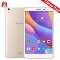 Original 8 inch Huawei Honor Tablet 2 JDN AL00 3GB 32GB EMUI 4.0 Qualcomm Snapdragon 616 Octa Core 4G Phone Call Global Tablet