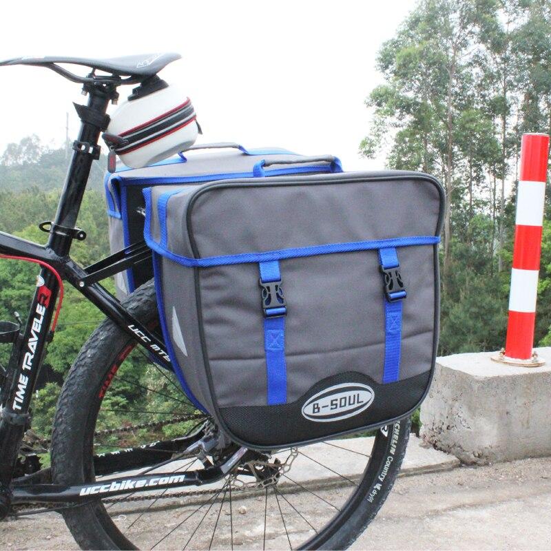 Bicycle Rear Rack Seat