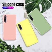 Liquid Silicone Case For Xiaomi