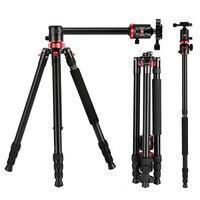 ZOMEI M8 GO Camera Tripod Travel Compact Aluminium Monopod Professional Tripods With Ball Head for Canon Nikon DSLR DV Camcorder