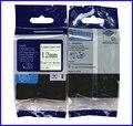 1 PC Tze 231 etiqueta de fita 12 mm Tze-231 compatível para o irmão P toque tz 231 tz-231 Tze PT Labeler tz231 tze231 Etiquetadora